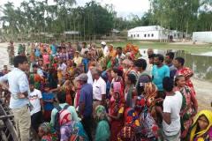 TMGB's initiative to help flood victims